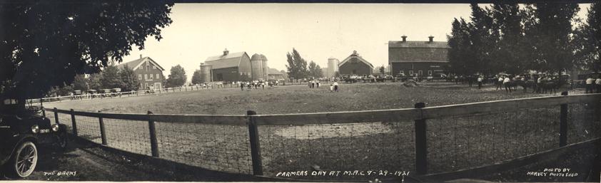 Farmer's Day, 1921
