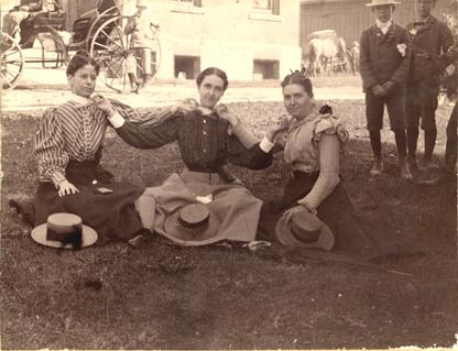 Farmer's day, 1896