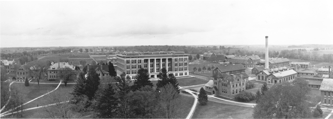 M.A.C. Panorama, 1915