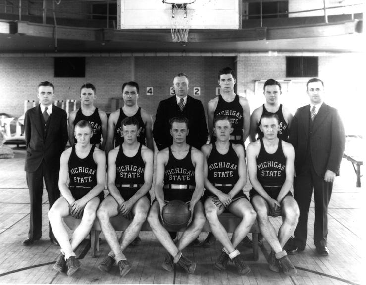 1929 Men's Basketball Team