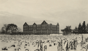 Horticulture Building, 1923