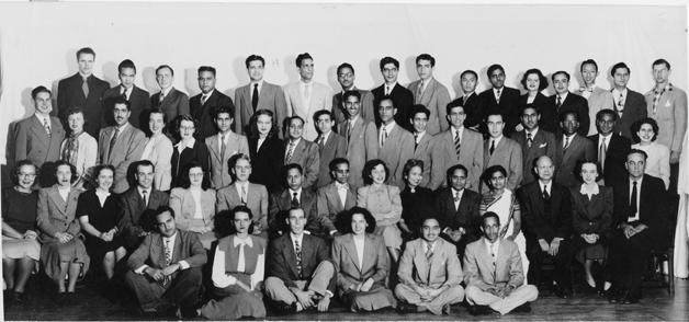 International Club, ca. 1949