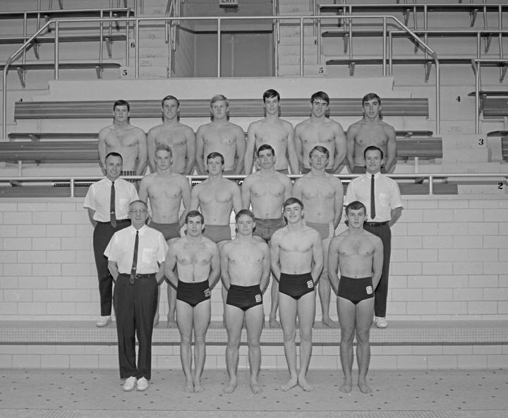 Freshmen Swimming Team