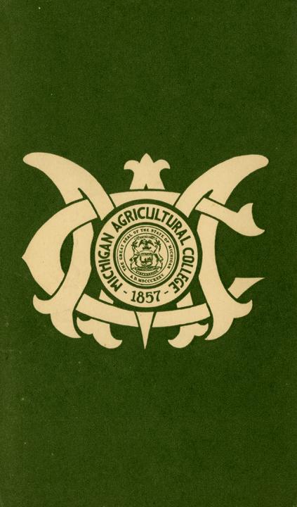 Michigan Agricultural College emblem