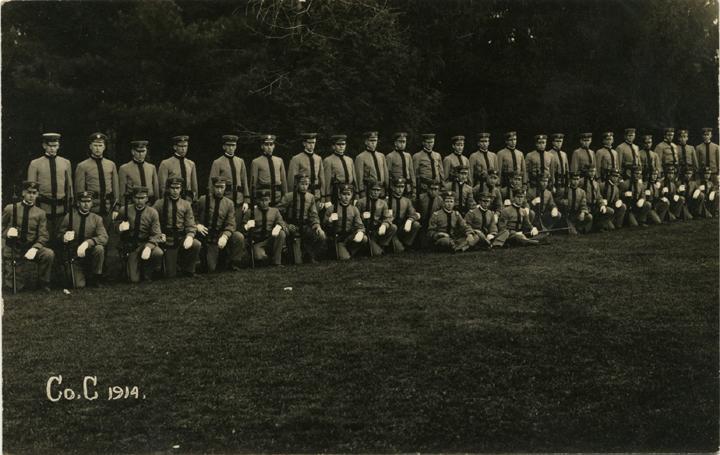 Cadet Corps C, 1914