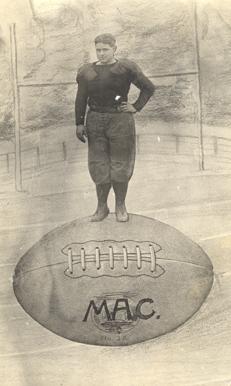 Clyde Moore, ca. 1910