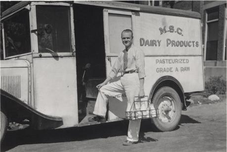 M.S.C. milkman, date unknown