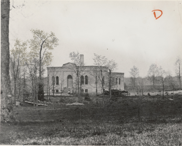Chemical Laboratory, date unknown