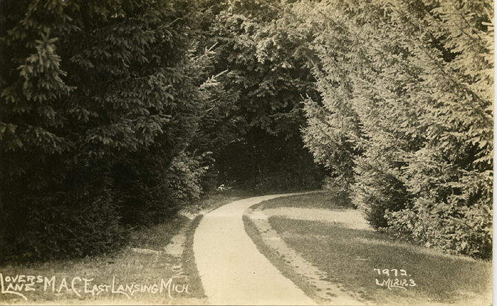 Lovers Lane, 1912