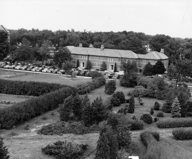 The Home Management House, 1949