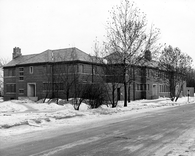 The Home Management House, 1948