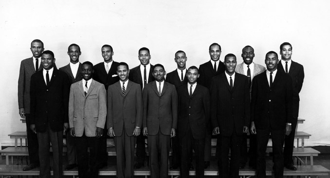 Kappa Alpha Psi Fraternity Members, 1959