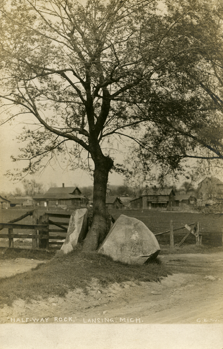 Half-Way Rock, date unknown