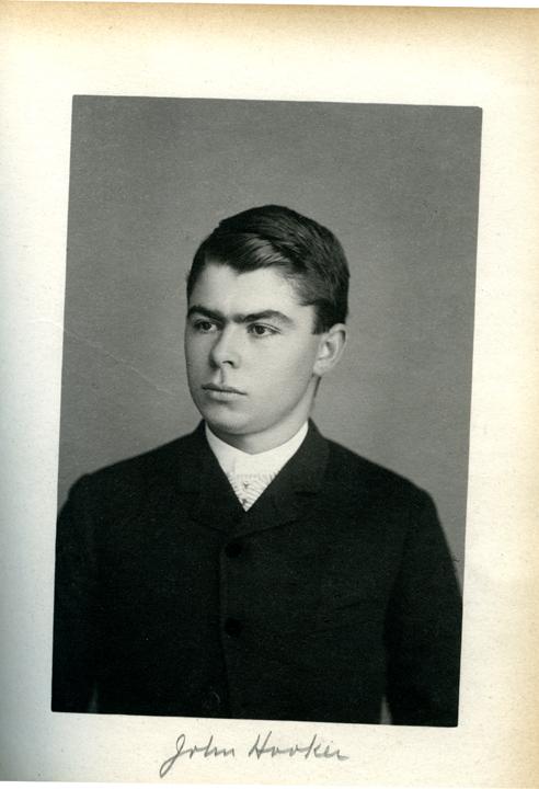 John Hooker, 1886