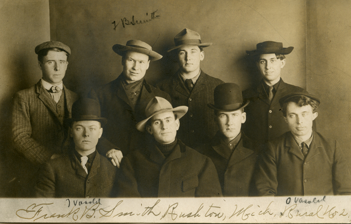 A group of students, date unknown