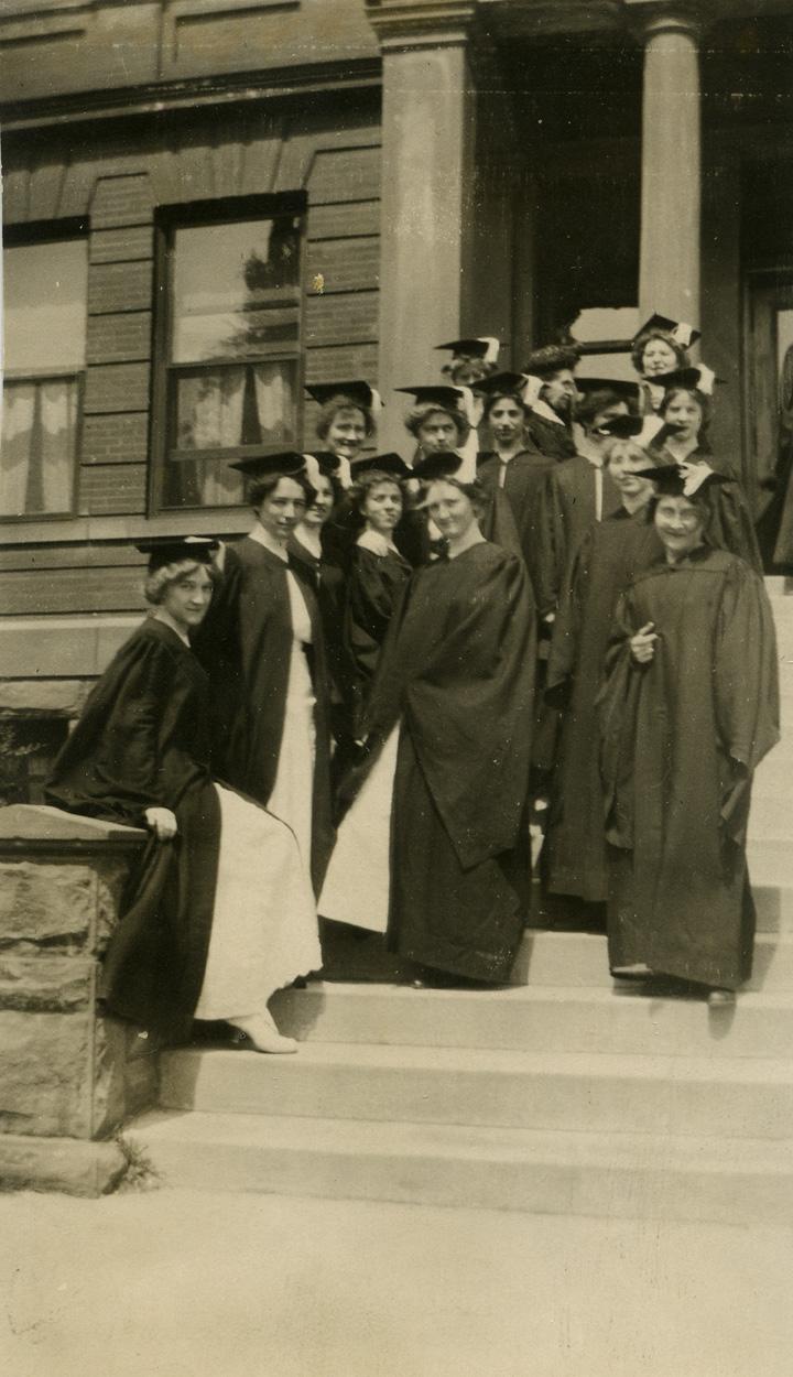Female Graduates, date unknown