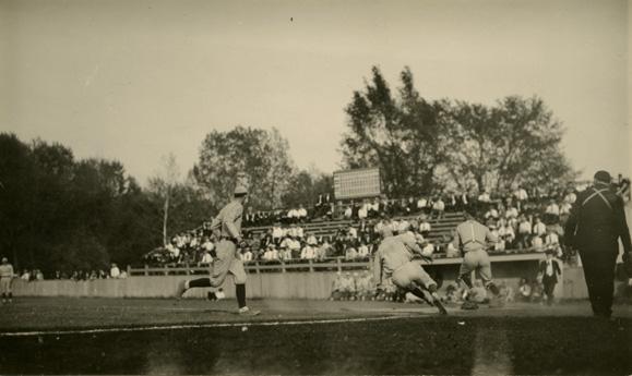 MAC against Oberlin, 1921