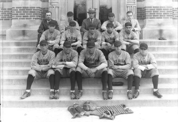 Baseball Team, 1925