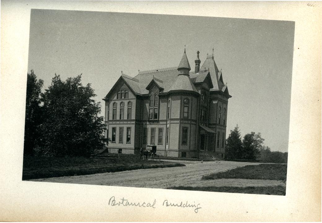 M.A.C. Botanical Building, 1886