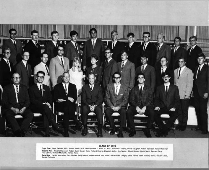 CHM Class of 1970