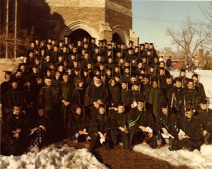 CHM graduating Class of 1978