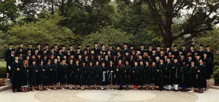 CHM graduating Class of 1990