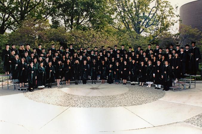 CHM Graduating Class of 2000