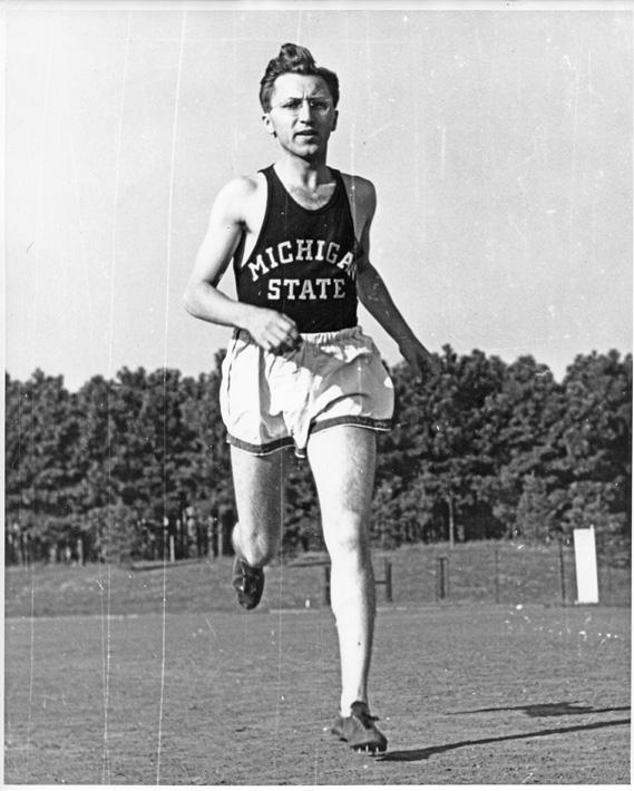 Cross-Country Athlete, 1939