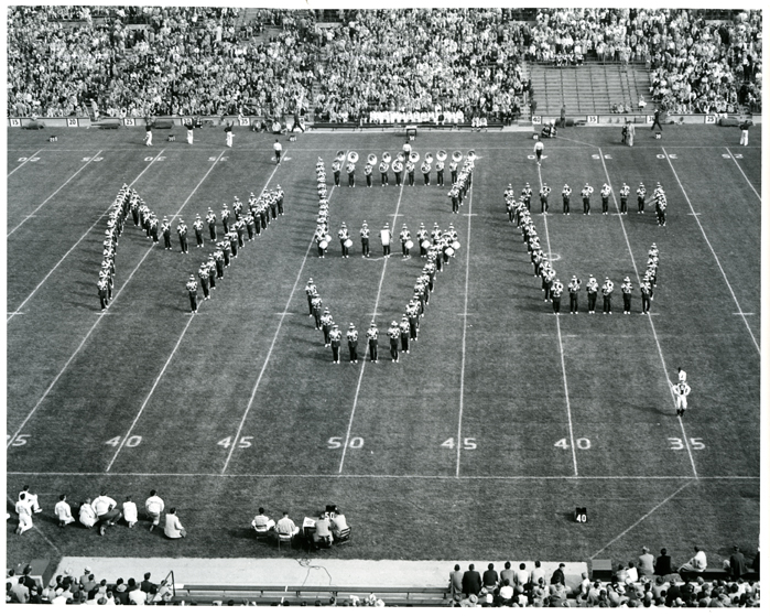 MSC Marching Band, date unknown