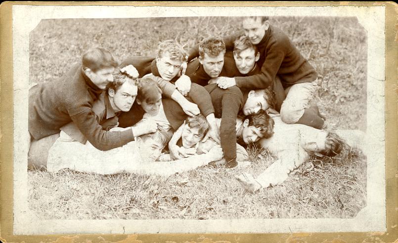 Class of 1895 football team, 1893