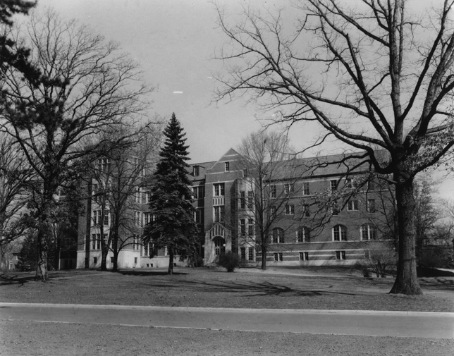 MSU Union, 1935
