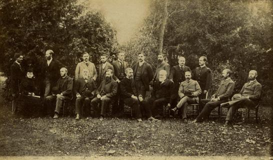 Faculty, 1893