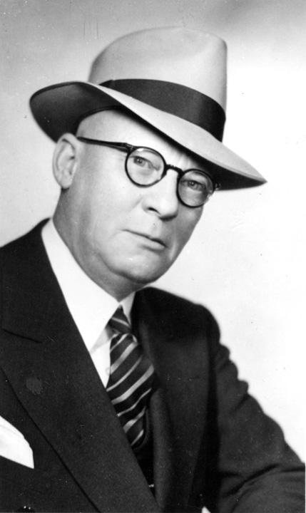 Fred C. Jenison Portrait
