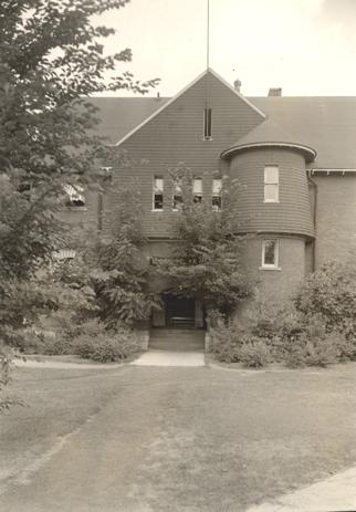 Eustace Hall