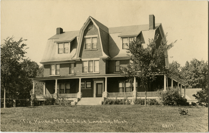 Tic House, M.A.C., Undated