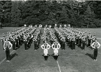 MSC Marching Band Line Up