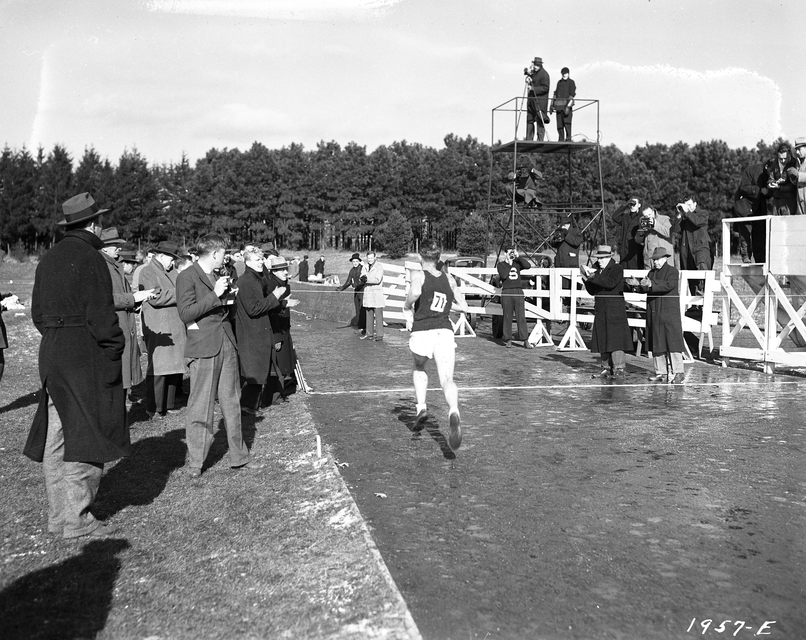Fourth Annual NCAA Cross Country Championships, 1941