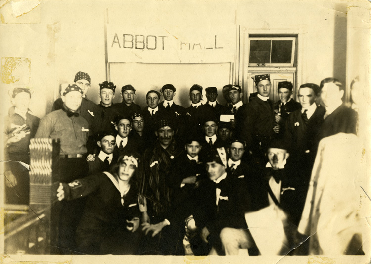 Party at Abbot Hall, Ca. 1906