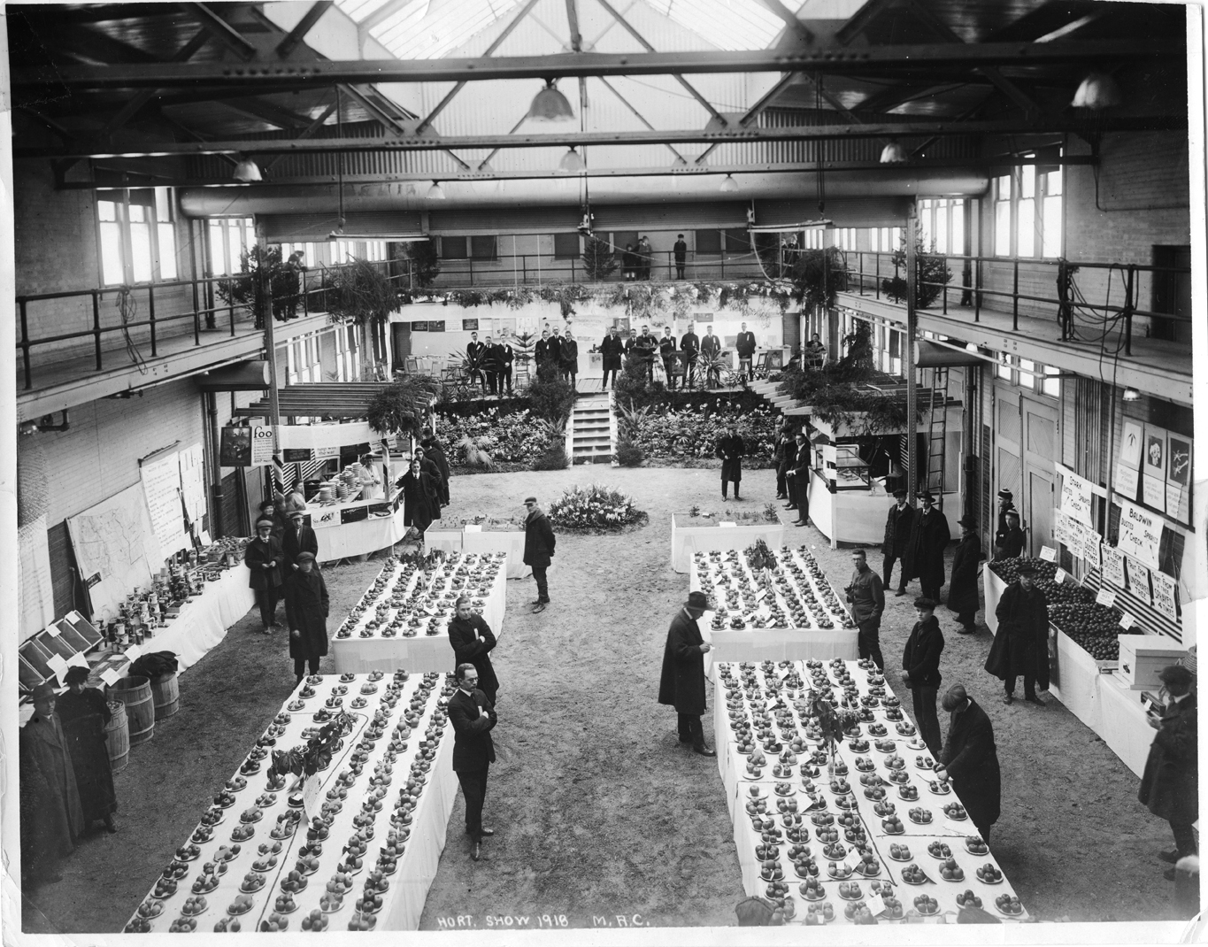 Horticulture Show. 1918