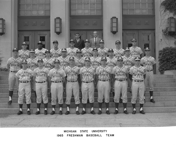 1965 Freshman Baseball Team