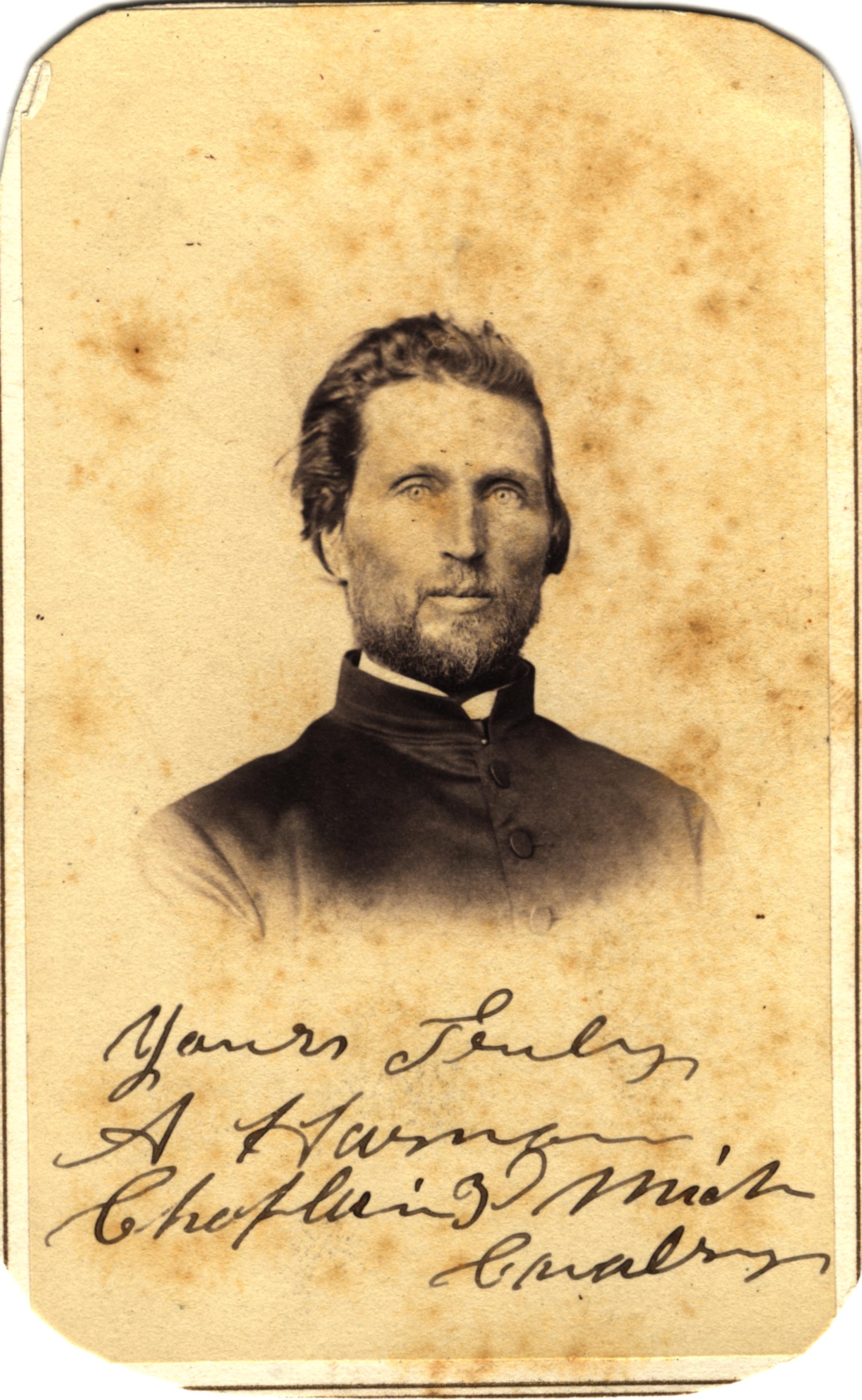 Asa Harmon, circa 1860s