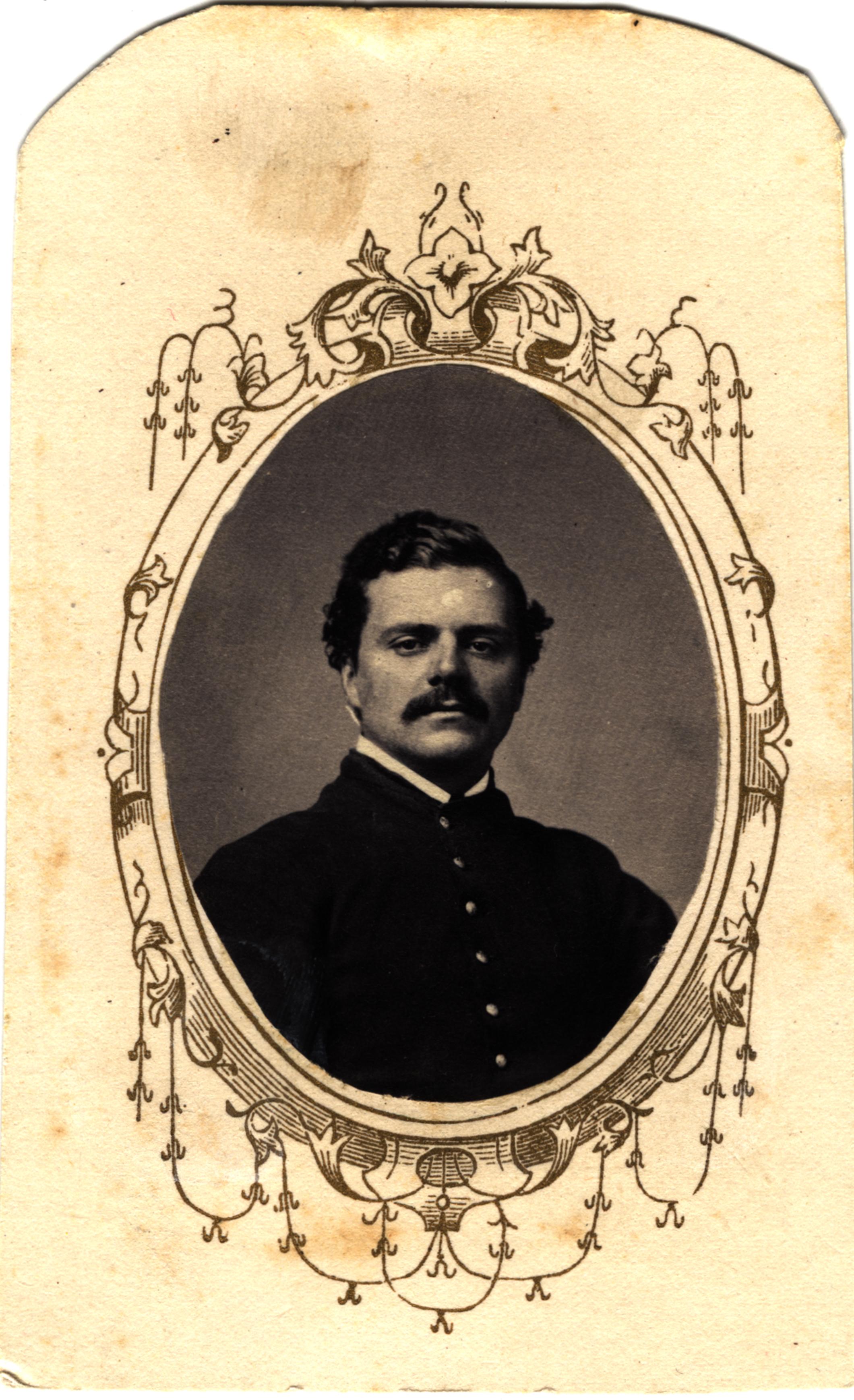 Alfred Kent, circa 1860s