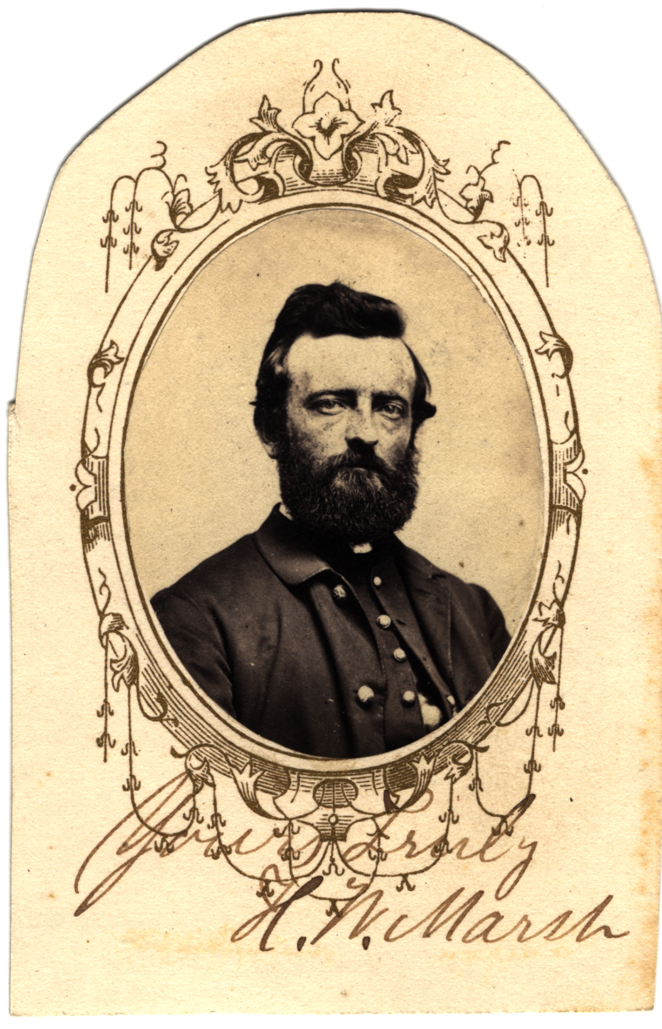 H. W. Marsh, circa 1860s