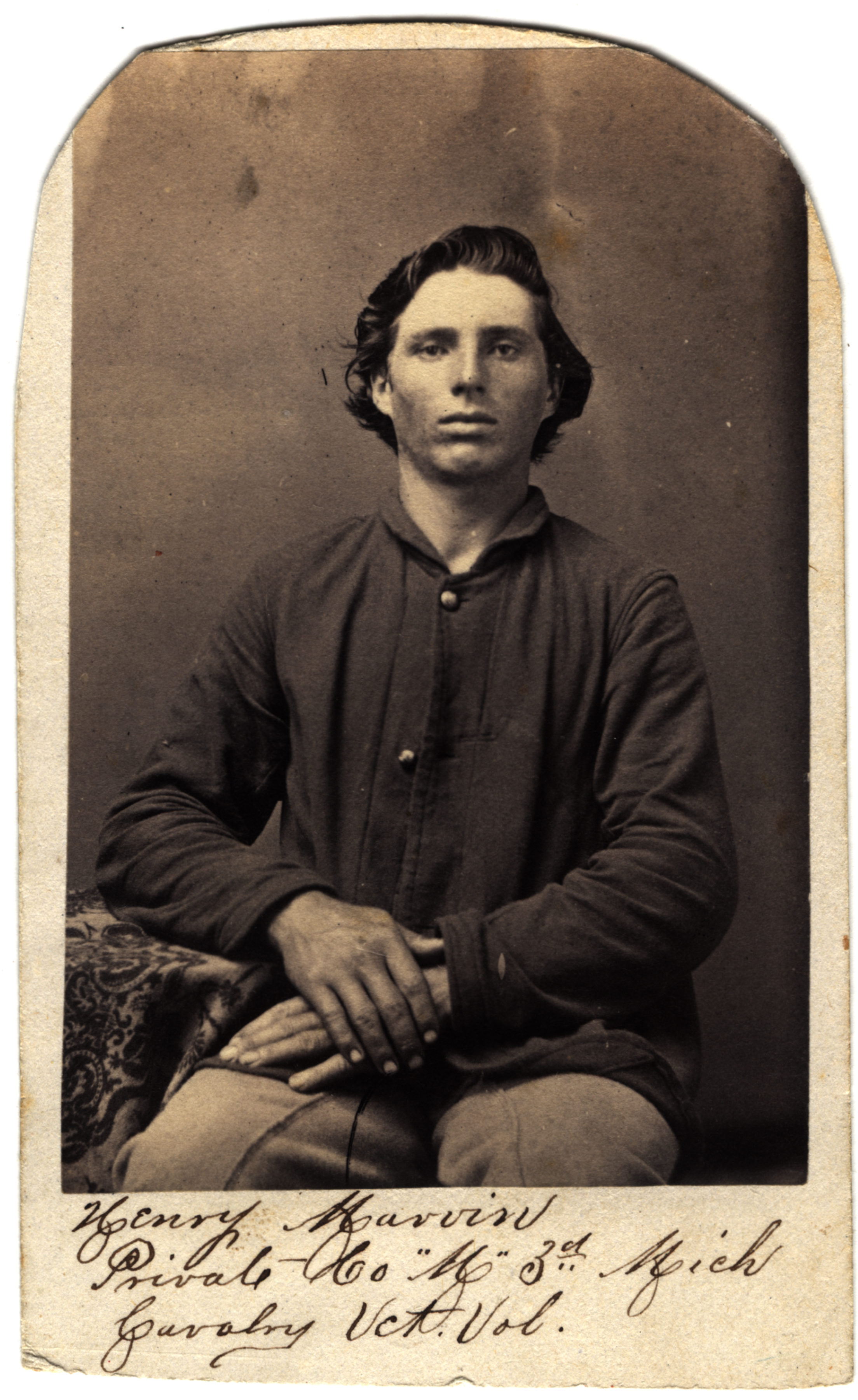 Henry Marvin, circa 1860s