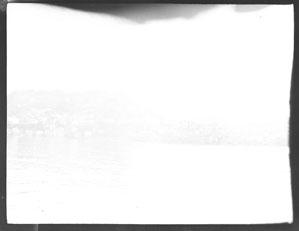 Coastline of a town (Frank M. Benton papers), circa 1880s