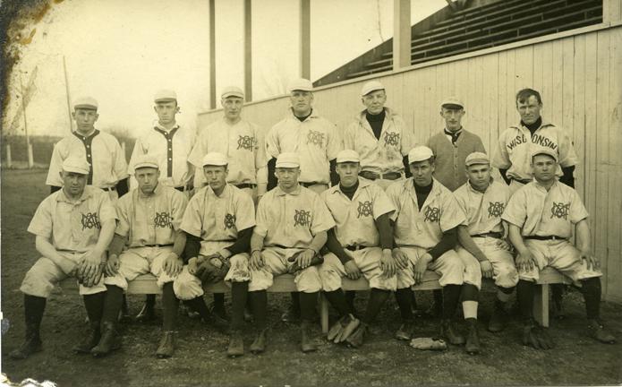 M.A.C. Baseball team, 1909
