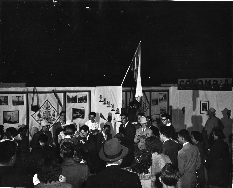 International Festival, 1953