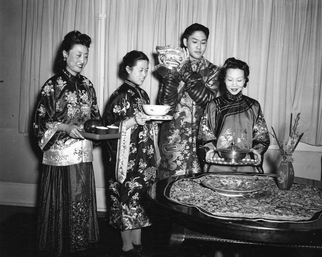 International Festival, 1943