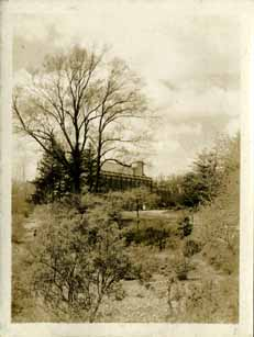 View of campus taken by Onn Mann Liang, circa 1925