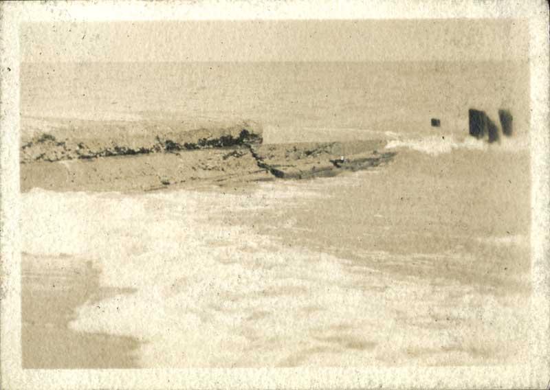 Coastline taken by Onn Mann Liang, circa 1925